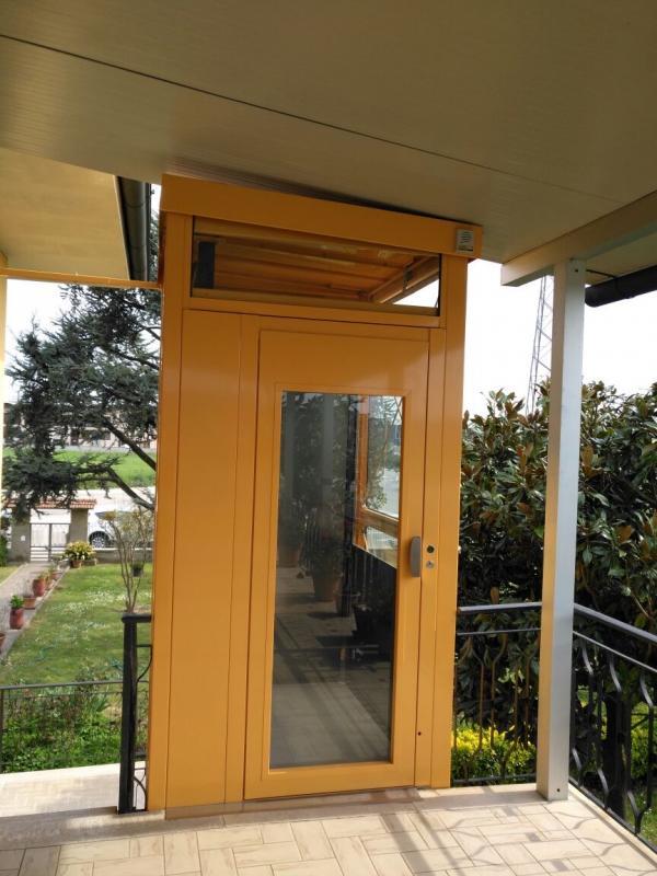 Quanto costa un ascensore esterno latest ascensore - Quanto costa costruire una casa al grezzo ...