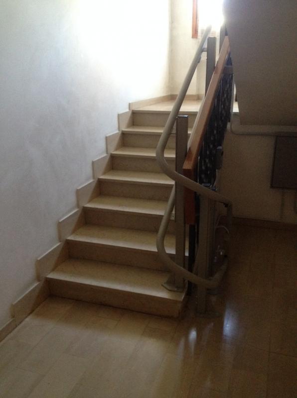 Ingombro scale elegant questi dipendono dal tipo di guide - Scale minimo ingombro ...